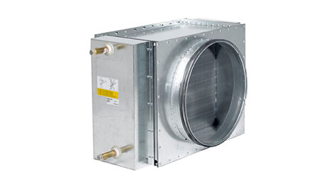 HW400 Water heating coil